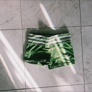 Green Gilly Hicks booty shorts